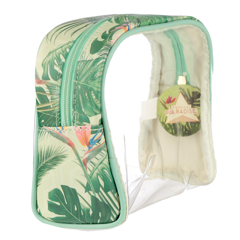 Tropical Paradise Travel Bag Set of 3