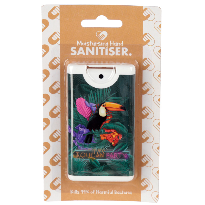 Tropical Toucan Spray Hand Sanitiser