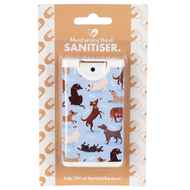 Catch Patch Design Spray Hand Sanitiser