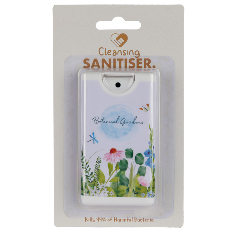 Botanical Gardens Spray Hand Sanitiser