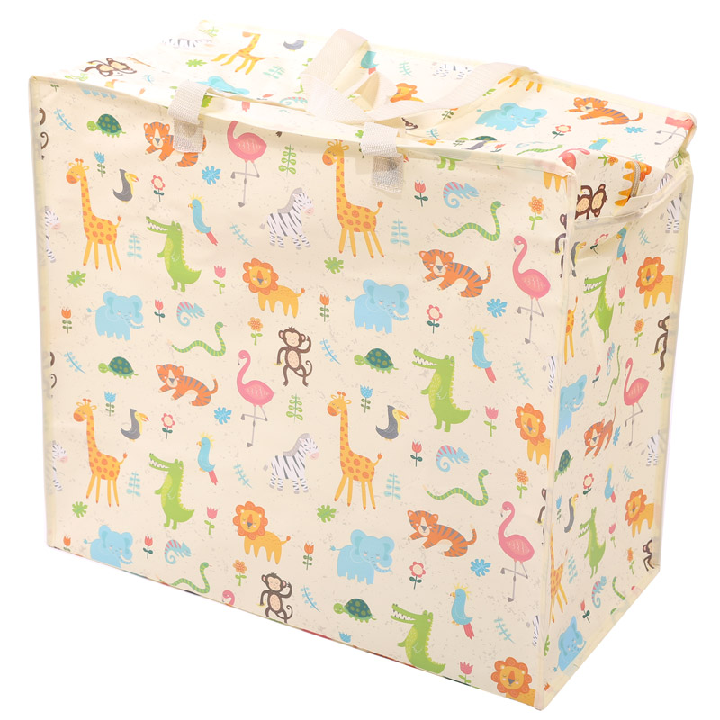 Zoo Design Practical Laundry & Storage Bag
