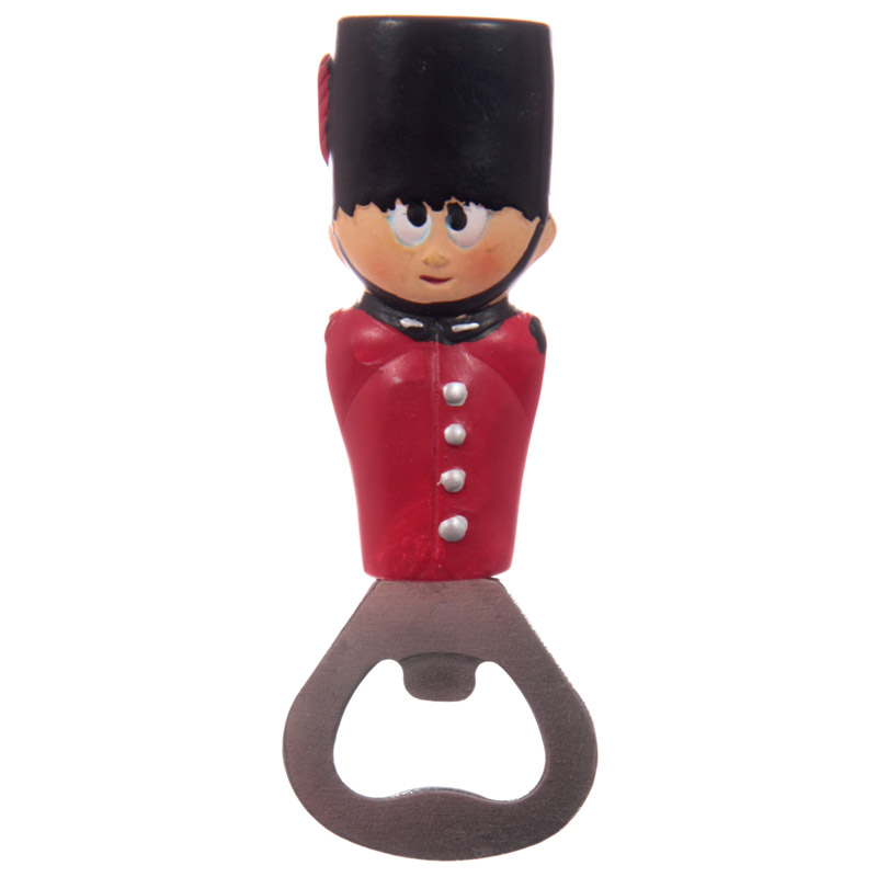 Guardsman Design Bottle Opener