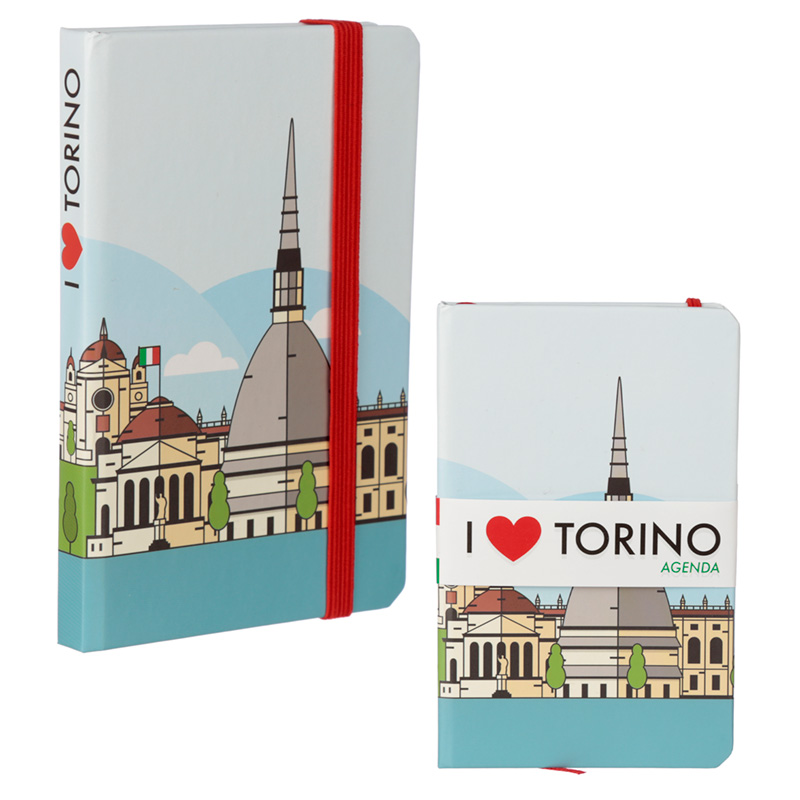 Torino Design Collectable Hardback Notebook