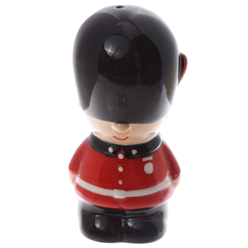Guardsman  Salt and Pepper Set
