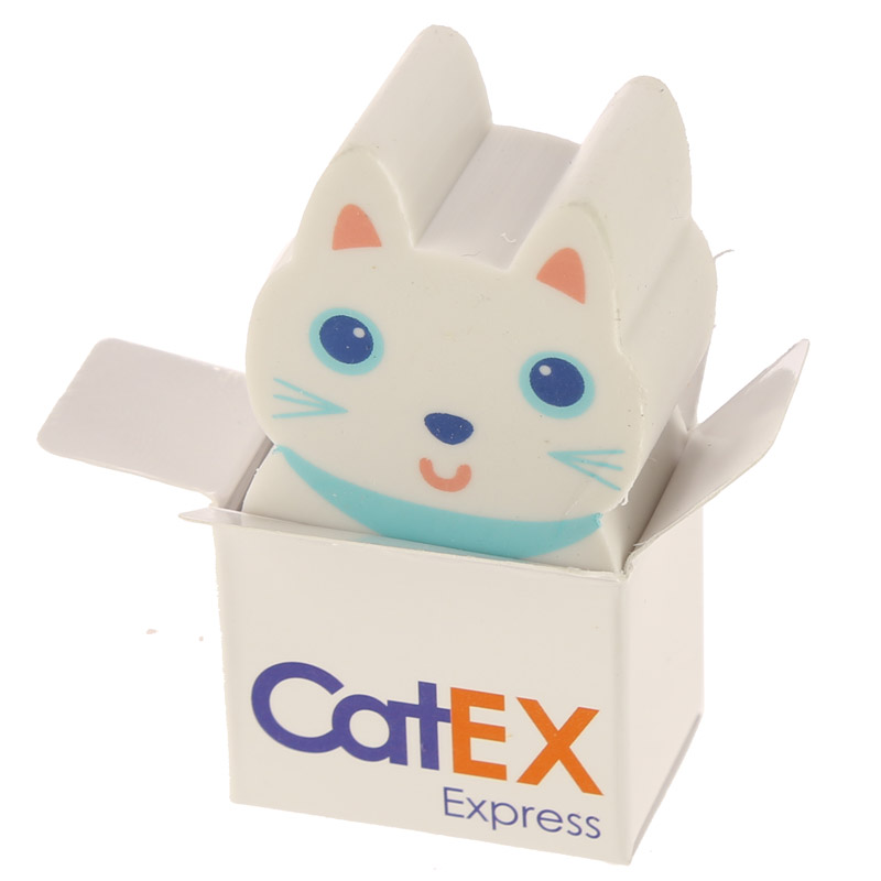 Cute Cat Eraser